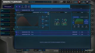 14. Applying Envelopes & LFO's to Wavetables