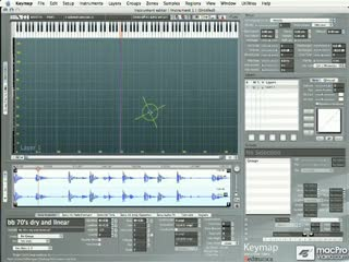45. Mapping Sample Selections to Layers