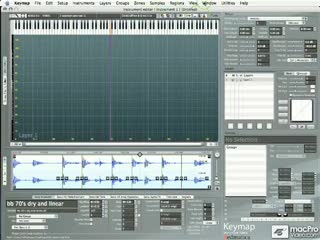 47. Editing and Restoring Slices in The Sample Editor