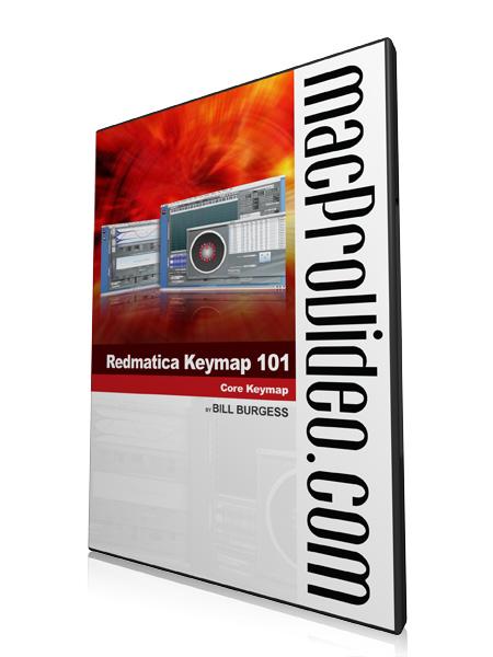 Redmatica Keymap 101: Core Keymap