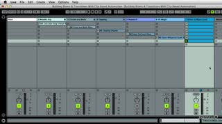 21. Recording Clip Based Automation