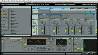 32. Creating Wider Tracks Using LR Mode
