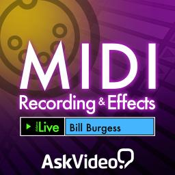Live 9 103 MIDI Recording and Effects Product Image