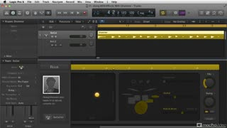 11. Using MIDI Effects With Drummer