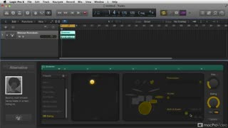 4. Convert a Drummer Region to a MIDI Region