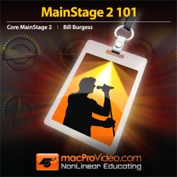 MainStage 2 101 Core MainStage 2 Product Image