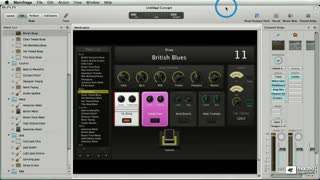11. Tuner & Mute Controls