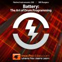 Native Instruments 200 - Battery: The Art of Drum Programming