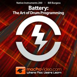 Native Instruments 200Battery: The Art of Drum Programming Product Image