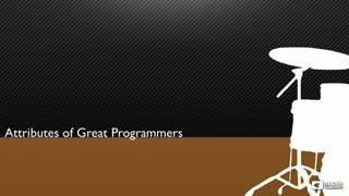 14. Attributes of Great Programmers