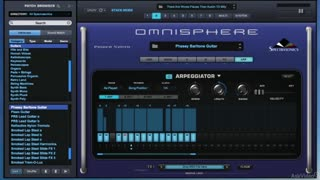 18. Creating Tuned Arpeggiators