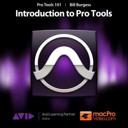 Pro Tools 10 101 Introduction to Pro Tools Product Image