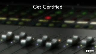 4. Pro Tools Training and Certification