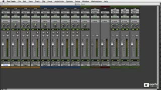 Pro Tools 102: Exploring The Workspace - Preview Video