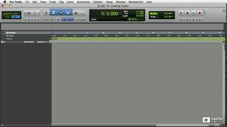 6. Creating Tracks