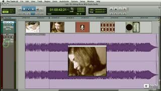 51. Editing Music With Elastic Audio