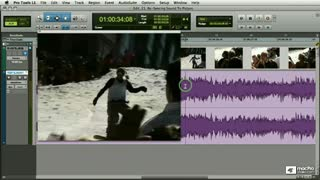 21. Re-Syncing Sound To Picture