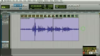25. Using Region Based EQ To Repair Pops & Distortion