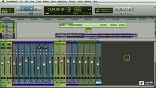54. Create A Side Chain Compressor For Dialog