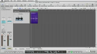 3. Setting Up Stutter Edit in Logic 9