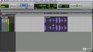 5. Setting Up Stutter Edit in Pro Tools 9