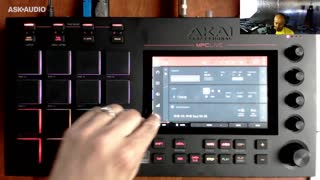 10. X-Y Pad & MPC Live 2.0 Software (beta)