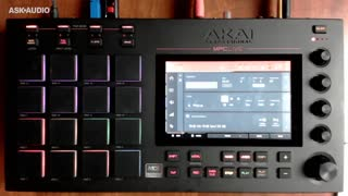 7. Audio Recording from Triton Keyboard