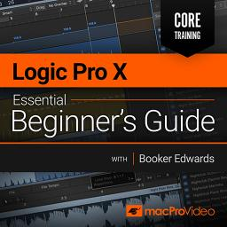 Logic Pro X 101 Essential Beginners Guide Product Image