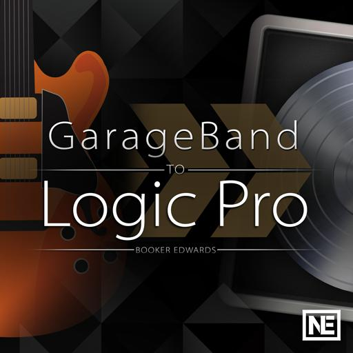 Learn How To Move Projects From GarageBand To Logic Pro In