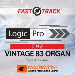 Logic Pro FastTrack 114Vintage B3 Organ Product Image