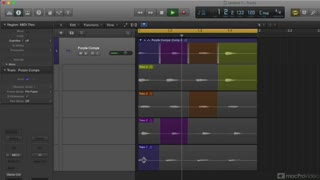 Logic Pro FastTrack 201: Advanced Audio Editing Tips - Preview Video