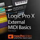 Logic Pro X 113 - External MIDI Basics