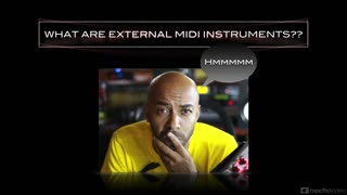 2. What are External MIDI Instruments?