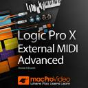Logic Pro X 114 - External MIDI Advanced