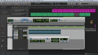 29. Synching Logic & Pro Tools: Pt 3