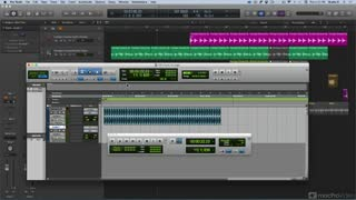 30. Synching Logic & Pro Tools: Pt 4