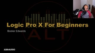 Logic Pro X for Beginners Part 4: Mixing Your Song - Preview Video