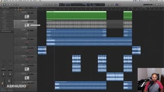 3. MIDI to Audio - MultiTrack Stems