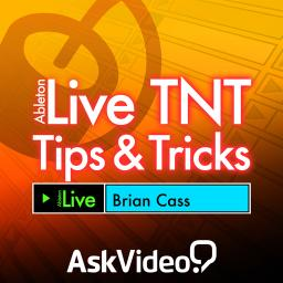Live 9 303 Ableton Live TNT - Tips and Tricks Product Image