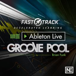 Ableton Live FastTrack 202Live's Groove Pool Product Image