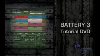 Native Instruments 502: Battery 3 - Preview Video