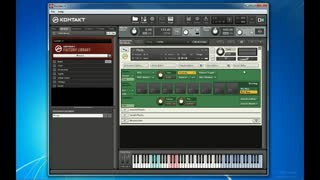 12. The Rack 4 - Instrument Edit Mode 2