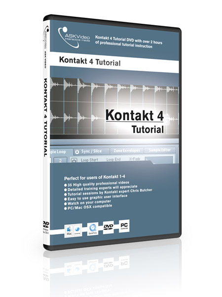 Native Instruments 503 - Kontakt 4