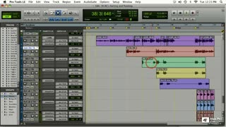 36. Background Vocals Sorting and Panning
