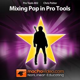 Pro Tools 402 Mixing Pop in Pro Tools Product Image