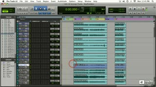 Pro Tools 402: Mixing Pop in Pro Tools - Preview Video