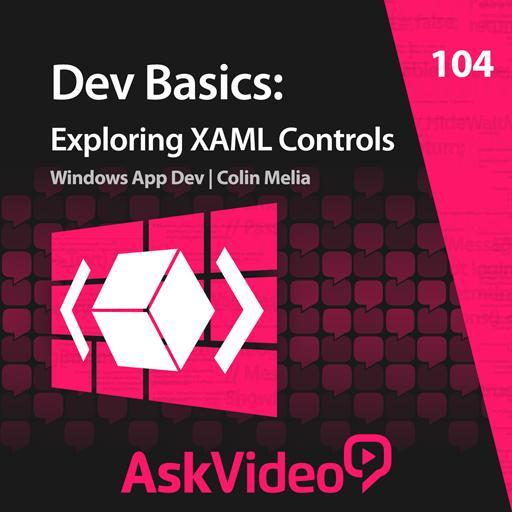 Exploring XAML Controls