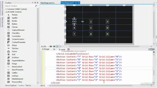 13. Setting up the Grid Object in Code
