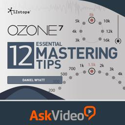 Ozone 7 20112 Essential Mastering Tips Product Image