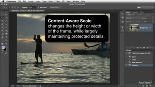 15. Content-Aware Scale